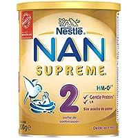 NAN SUPREME 2 - A partir de los 6 meses - Leche de continuación en polvo