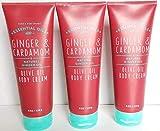 Bath & Body Works Oilve Oil Body Cream Ginger & Cardamom