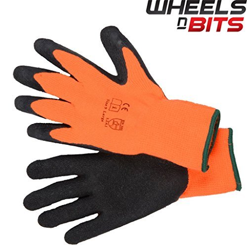 12-pairs-xtra-large-size-10-hi-viz-thermal-winter-builders-latex-rubber-work-gloves