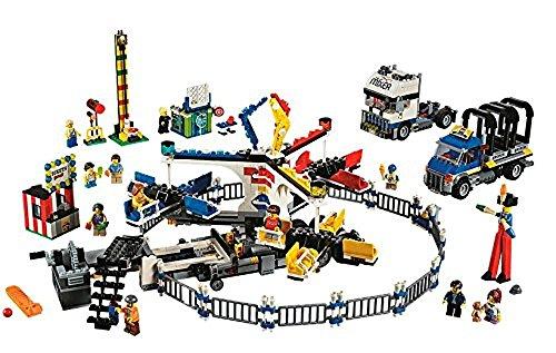 Lego Creator 10244 Jahrmarkt-Fahrgeschäft