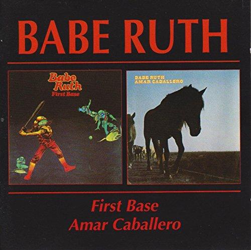 Babe Ruth: First Base/Amar Caballero (Audio CD)