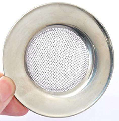 SaySure - 1PC Home Necessary Multi Function Stainless Steel Sink Strainer
