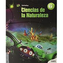 Ciencias de la Naturaleza 6º Primaria (Superpixépolis)