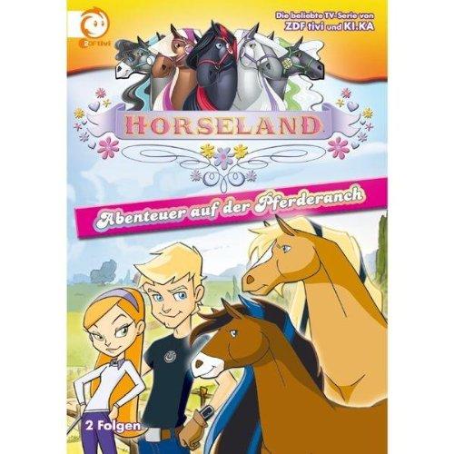 Horseland Vol. 2 - Abenteuer auf der Pferderanch