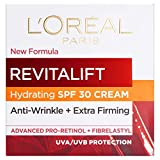 L'Oreal Paris Revitalift, Anti Wrinkle Face Creams, Pro Retinol Day Cream SPF30 Moisturiser