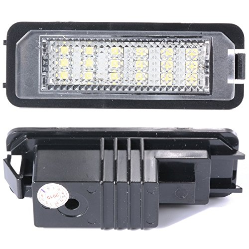 xcsource-2x-error-libre-led-licencia-nmero-placa-lamp-light-luz-para-vw-golf-mk4-mk5-polo-ma143