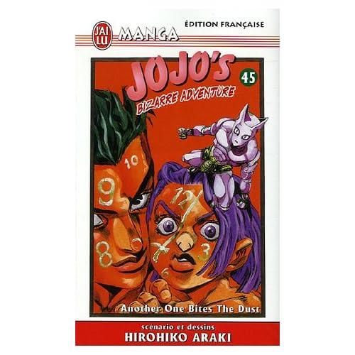 Jojo's Bizarre Adventure, Tome 45 : Another One Bites The Dust