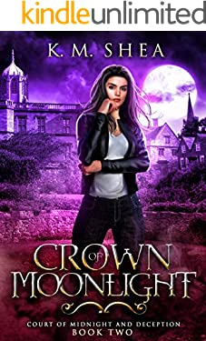 Crown of Moonlight (Court of Midnight and Deception Book 2) (English Edition)
