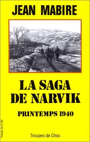 La Saga de Narvik par Jean Mabire