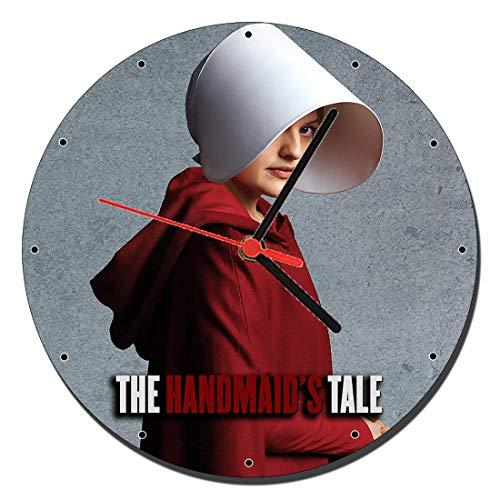 El Cuento De La Criada The Handmaid's Tale Elisabeth Moss Reloj de Pared Wall Clock 20cm