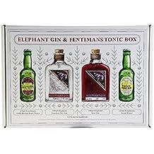 Elephant Gin und Fentimans Tonic Tasting Box