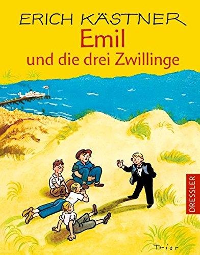 Emil und die drei Zwillinge. Die zweite Geschichte von Emil und den Detektiven