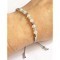 KARMA GEMS Fertility & Pregnancy Healing Balance Bracelet - Adjustable