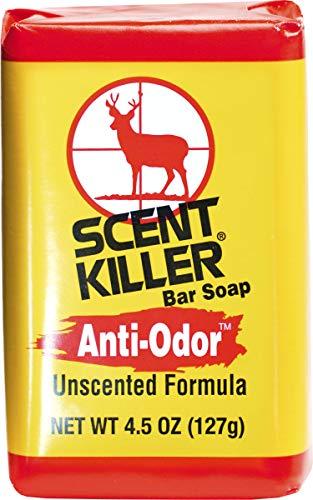 WILDLIFE RESEARCH CENTER INC - Scent Killer Bar Soap, 4.5-oz. (Unscented Seife)