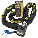 OXFORD OF802 MONSTER CHAIN 1.5M MOTORCYCLE LOCK MOTORCYCLE SECURITY J&S
