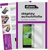 dipos I 6X Schutzfolie klar passend für Sony Xperia XZ1 Compact Folie Displayschutzfolie