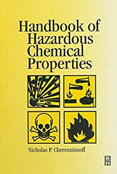 Handbook Of Hazardous Chemical Properties por Nicholas P Cheremisinoff Gratis