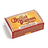 Devillish Dilemmas Matchbox Trivia Card Set