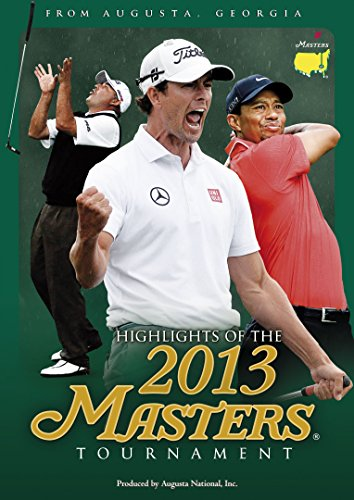 Highlights of the 2013 Augusta Masters Tournament [UK Import]