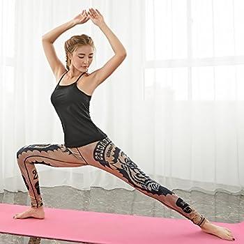 Jialele Yoga Pants Yoga Leggings Print Yoga Pants Yoga Pant_repair Height Pop Video Thin Stamp, The Tiger Series L 1