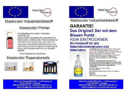 Zoom IMG-1 madocolor industrial adhesive dental per