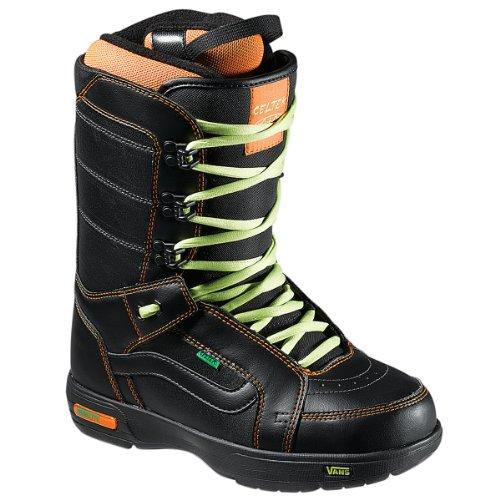 Boots de snowboard pour vans Hi standard Boots 11/12 orange celtek