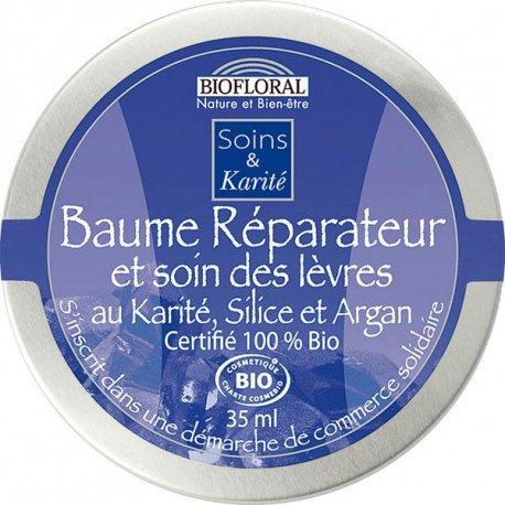 Biofloral Balsamo Karite, Silicio & Argan 35Ml 35 ml