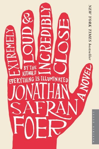 Buchcover Extremely Loud and Incredibly Close by Jonathan Safran Foer (2006-04-04)