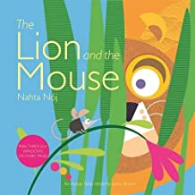 The Lion and the Mouse (Turn and Tell Tales) (Turn & Tell Tales) by Jenny Broom (2013-08-01)
