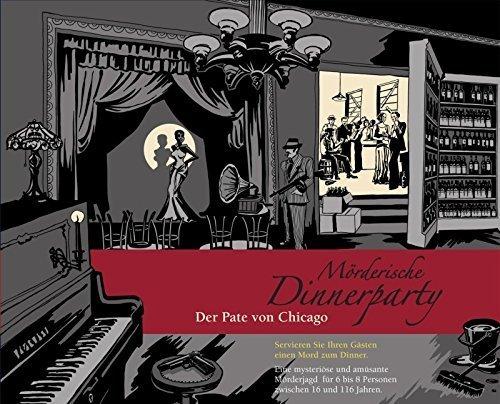 Blaubart BLA00007 - Mörderische Dinnerparty: Der Pate von Chicago