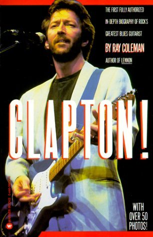 Clapton by Ray Coleman (1988-08-26)
