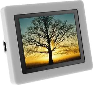 7dayshop Desktop 2.4 Inch TFT Digital Frame - White - STUNNING PICTURE QUALITY!