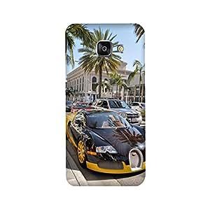 Yashas High Quality Designer Printed Case & Cover for Samsung Galaxy J5 Prime (Car)