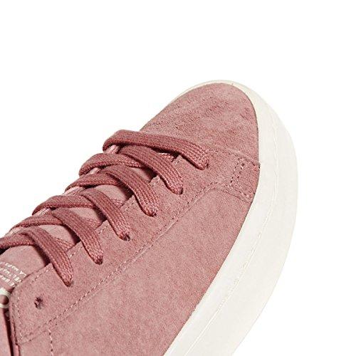 adidas Damen Courtvantage Gymnastikschuhe Pink (Ash Pink S15-st/off White/ash Pink S15-st)