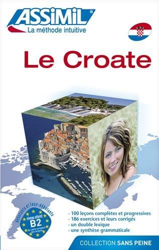 Le Croate (livre) par Sineva Béné Katunaric
