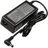 Sony Vaio VGN-SR19XN Cargador Adaptador - cable de alimentación europeo incluido - Bavvo® 65W Alimentación Adaptador para Ordenador PC Portátil