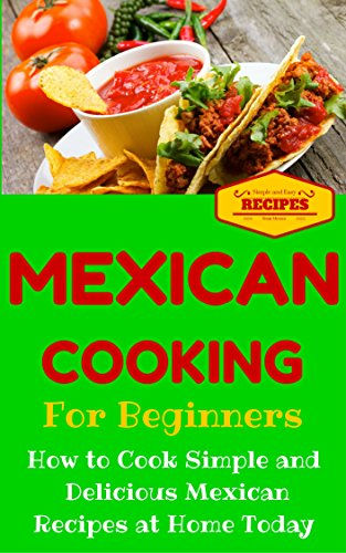 Mexican Recipes Ebook