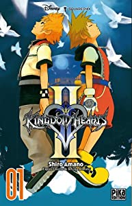 Kingdom Hearts II Edition simple Tome 1