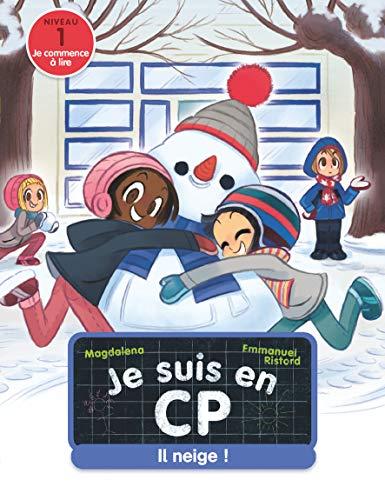 Je suis en CP - Il neige ! (niveau 1)