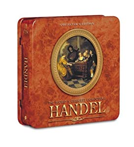 Handel -  The World`s Greatest Composers