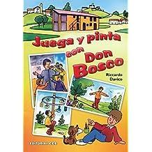 Juega y pinta con Don Bosco (Abba)