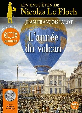 Boite Parot - L'Année du volcan: Livre audio 2 CD