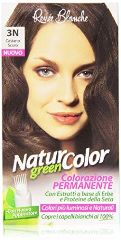 Renée Blanche - Natur Color, Colorazione Permanente, 3N Castano Scuro