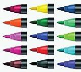 15 Farben Porzellan-Pinselstift Edding 4200