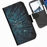 Hairyworm- Himmel Seiten Leder-Schützhülle für das Handy LG G3 (D855, D850, D851)