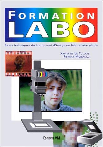 Formation labo: Base techniques du traitement d'image en laboratoire photo
