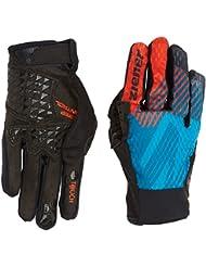 Ziener Herren Curbo Touch Long Bike Gloves Handschuhe