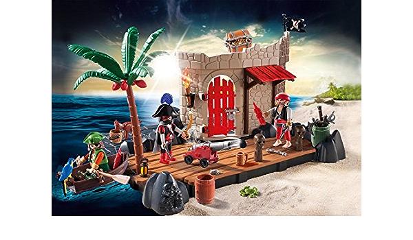 Superset Forteresse Pirates Jeux de construction Playmobil 6146