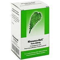 Preisvergleich für Rheuma Hek forte 600 mg Filmtabletten 50 stk