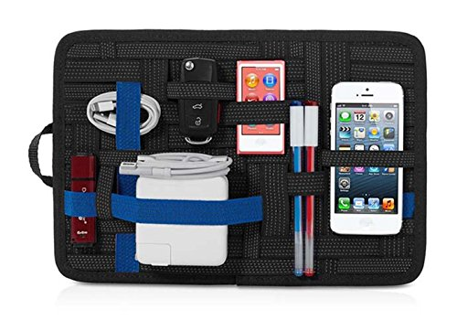 Ruff Grid Pad - Electronics Cosmetics Tool Organizer Bag Pouch for ipad...